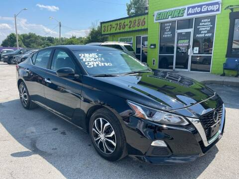 2020 Nissan Altima for sale at Empire Auto Group in Indianapolis IN