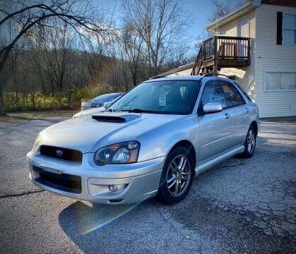 2005 Subaru Impreza for sale at Unique LA Motor Sales LLC in Byrnes Mill MO