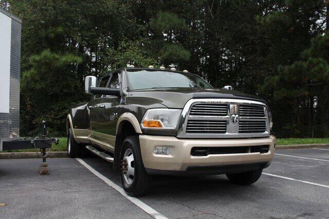 2012 RAM Ram Pickup 3500 for sale at Team One Motorcars, LLC in Marietta GA