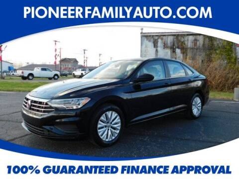 2019 Volkswagen Jetta for sale at Pioneer Family Preowned Autos in Williamstown WV