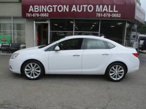 2013 Buick Verano for sale at Abington Auto Mall LLC in Abington MA