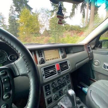 2006 Land Rover Range Rover for sale at Road Star Auto Sales in Puyallup WA