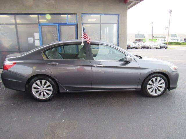 2014 Honda Accord for sale at Cardinal Motors in Fairfield OH