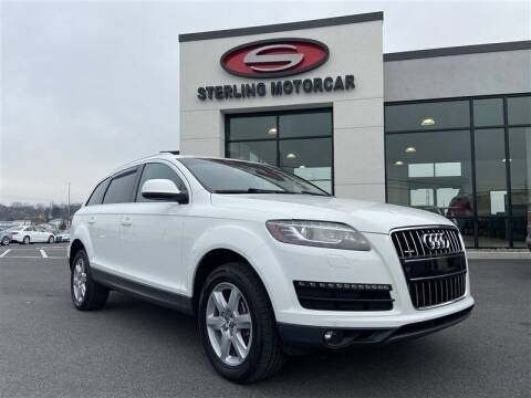 2010 Audi Q7 for sale at Sterling Motorcar in Ephrata PA
