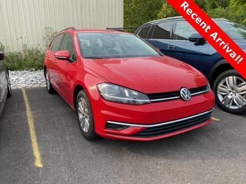 2019 Volkswagen Golf SportWagen for sale at Vorderman Imports in Fort Wayne IN