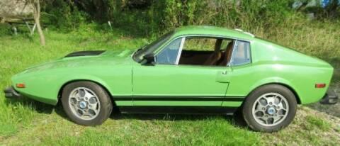 1974 Saab Sonett III for sale at Classic Car Deals in Cadillac MI