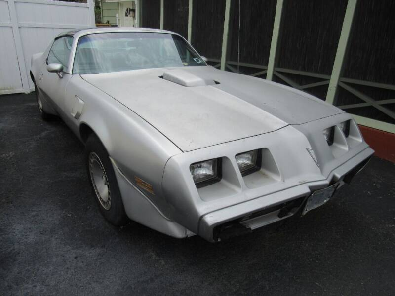 1979 Pontiac Trans Am for sale at Superior Auto Sales in New Windsor NY