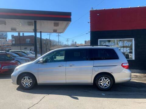 2006 Honda Odyssey for sale at Autoplex 3 in Milwaukee WI