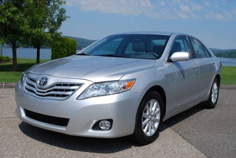2011 Toyota Camry for sale at New Milford Motors in New Milford CT
