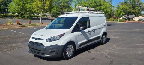 2015 Ford Transit Connect Cargo for sale at Cars R Us in Rocklin CA
