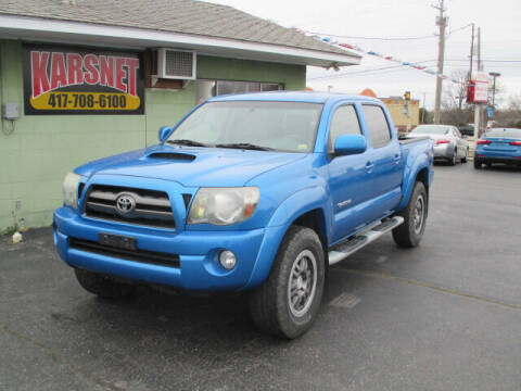 2009 Toyota Tacoma for sale at Karsnet in Joplin MO