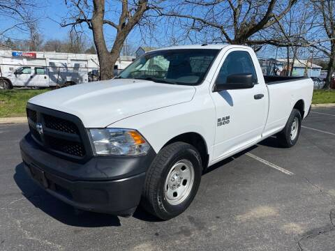 2018 RAM Ram Pickup 1500 for sale at Car Plus Auto Sales in Glenolden PA