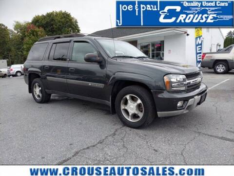 2004 Chevrolet TrailBlazer EXT for sale at Joe and Paul Crouse Inc. in Columbia PA