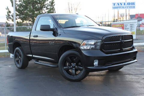 2017 RAM Ram Pickup 1500 for sale at Dan Paroby Auto Sales in Scranton PA