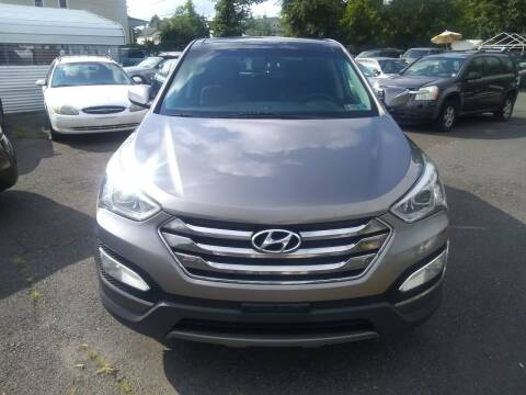 2014 Hyundai Santa Fe Sport for sale at Wilson Investments LLC in Ewing NJ