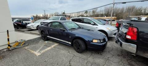 2002 Ford Mustang for sale at Moke America of Virginia Beach in Virginia Beach VA