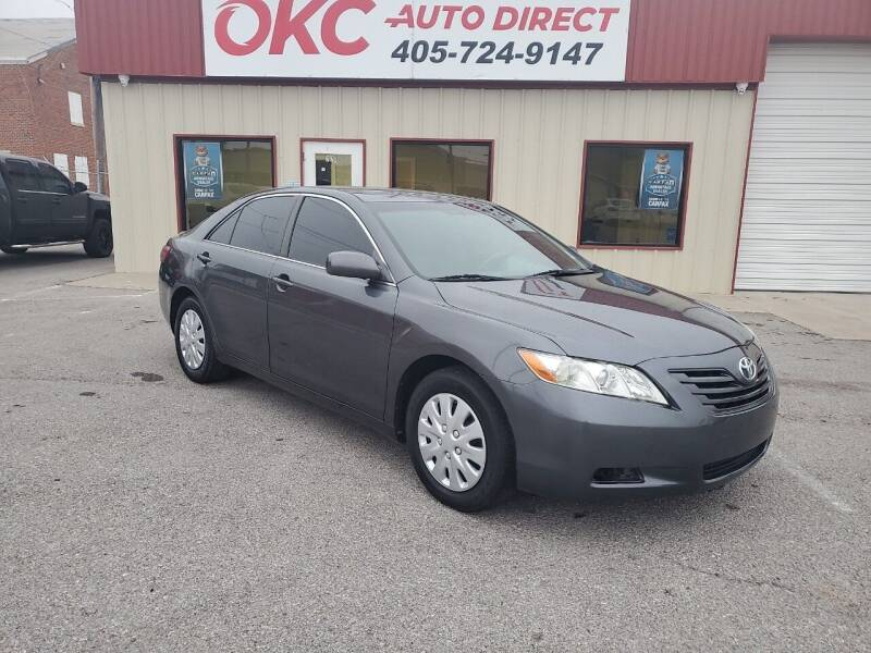 2011 Toyota Camry for sale at OKC Auto Direct in Oklahoma City OK