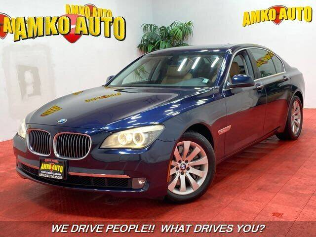 2010 BMW 7 Series for sale in District Heights, MD