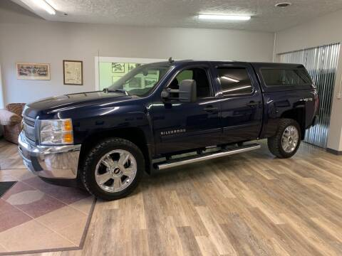 2012 Chevrolet Silverado 1500 for sale at ENZO AUTO in Parma OH