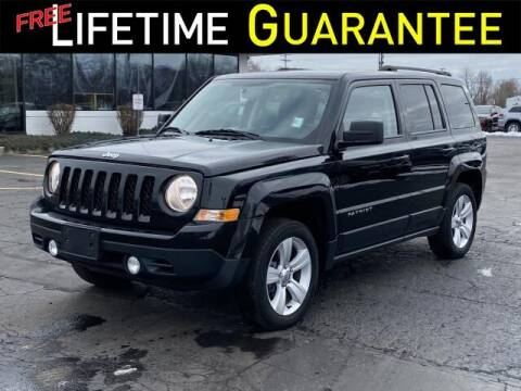 2014 Jeep Patriot for sale at Vicksburg Chrysler Dodge Jeep Ram in Vicksburg MI