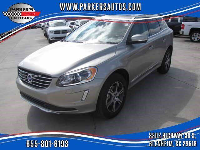 2015 Volvo XC60 for sale at Parker's Used Cars in Blenheim SC