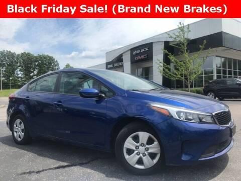 2018 Kia Forte for sale at Mark Sweeney Buick GMC in Cincinnati OH