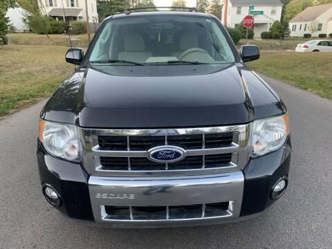 2011 Ford Escape for sale at Via Roma Auto Sales in Columbus OH