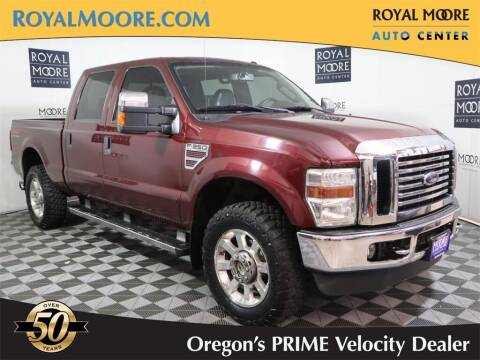 2009 Ford F-350 Super Duty for sale at Royal Moore Custom Finance in Hillsboro OR