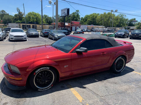 2006 Ford Mustang for sale at Castle Used Cars in Jacksonville FL