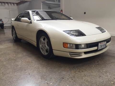 1990 Nissan 300ZX for sale at Milpas Motors Auto Gallery in Ventura CA
