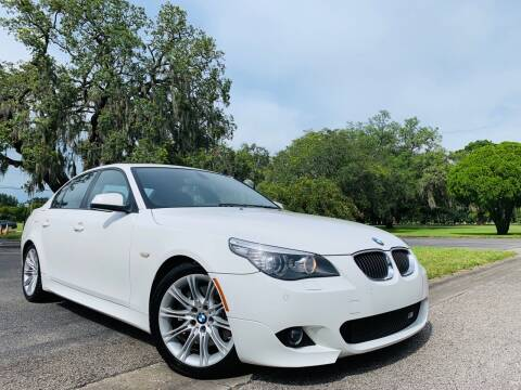 2010 BMW 5 Series for sale at FLORIDA MIDO MOTORS INC in Tampa FL