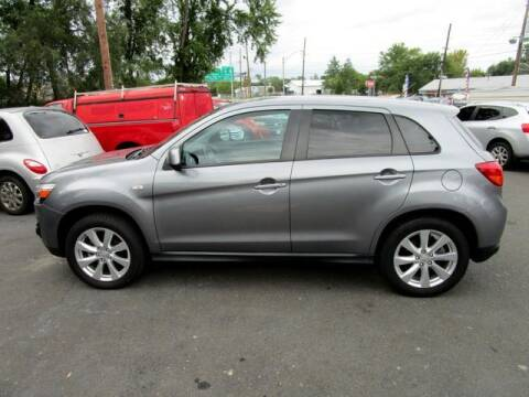 2015 Mitsubishi Outlander Sport for sale at American Auto Group Now in Maple Shade NJ