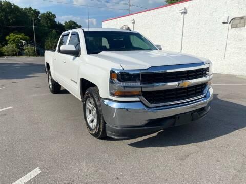 2017 Chevrolet Silverado 1500 for sale at LUXURY AUTO MALL in Tampa FL