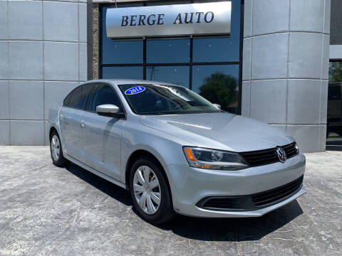 2014 Volkswagen Jetta for sale at Berge Auto in Orem UT