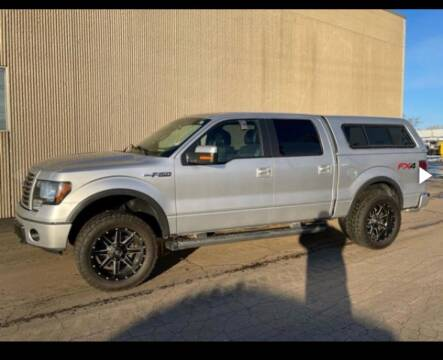2012 Ford F-150 for sale at MJ'S Sales in Foristell MO