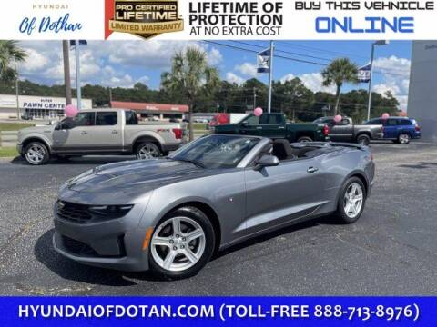 2020 Chevrolet Camaro for sale at Mike Schmitz Automotive Group in Dothan AL