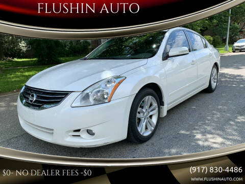 2012 Nissan Altima for sale at FLUSHIN AUTO in Flushing NY