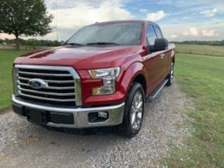 2016 Ford F-150 for sale at CAVENDER MOTORS in Van Alstyne TX