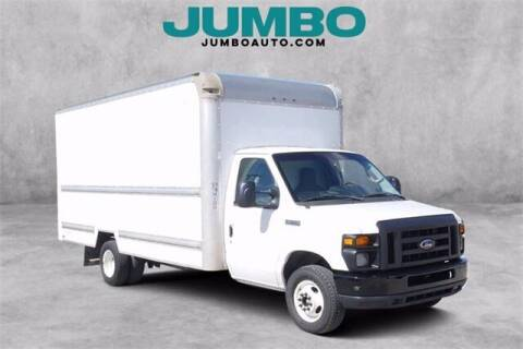 2015 Ford E-Series Chassis for sale at Jumbo Auto & Truck Plaza in Hollywood FL