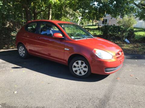 2010 Hyundai Accent for sale at Elwan Motors in West Long Branch NJ