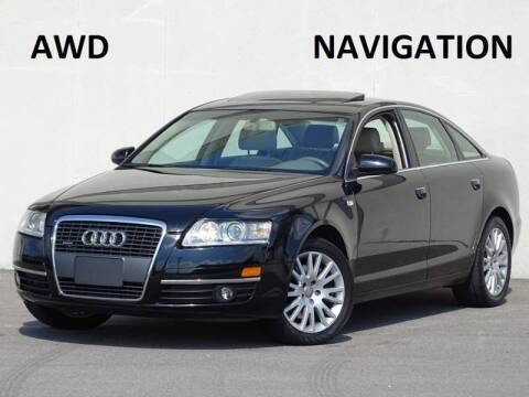2007 Audi A6 for sale at Chicago Motors Direct in Addison IL
