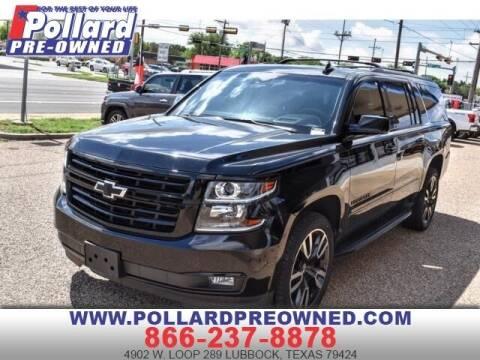 2019 Chevrolet Suburban for sale at South Plains Autoplex by RANDY BUCHANAN in Lubbock TX