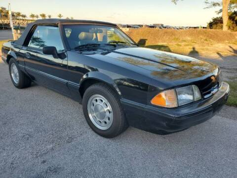 1989 Ford Mustang for sale at Classic Car Deals in Cadillac MI