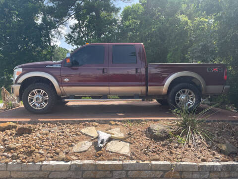 2011 Ford F-250 Super Duty for sale at Texas Truck Sales in Dickinson TX