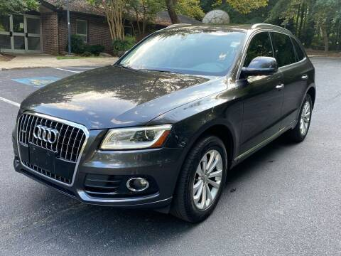 2016 Audi Q5 for sale at Bowie Motor Co in Bowie MD
