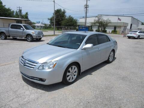 2007 Toyota Avalon for sale at Grays Used Cars in Oklahoma City OK