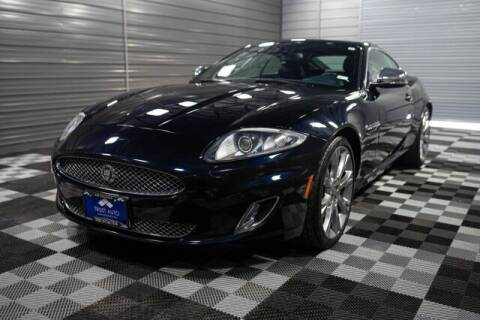 2013 Jaguar XK for sale at TRUST AUTO in Sykesville MD