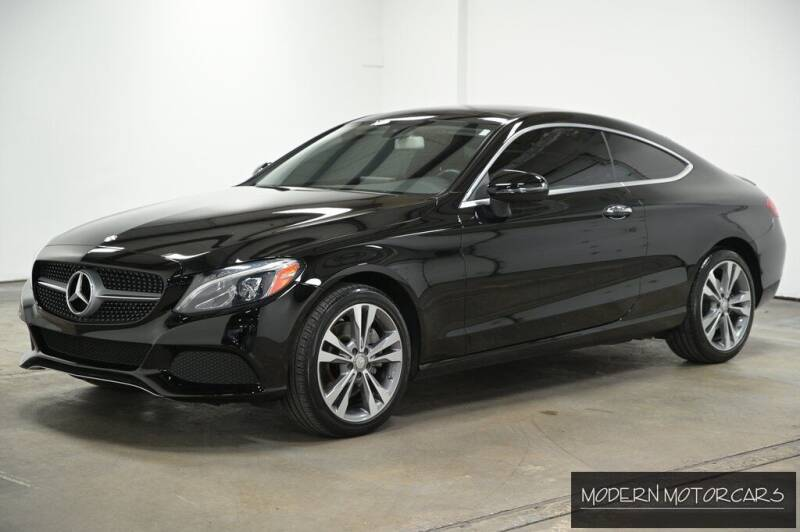 2017 Mercedes-Benz C-Class for sale at Modern Motorcars in Nixa MO