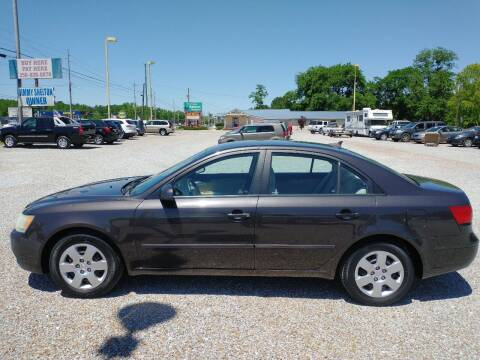 2010 Hyundai Sonata for sale at Space & Rocket Auto Sales in Hazel Green AL