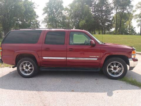 2004 GMC Yukon XL for sale at PAUL'S PAINT & BODY SHOP in Des Moines IA